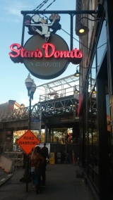 Outside of Stan's