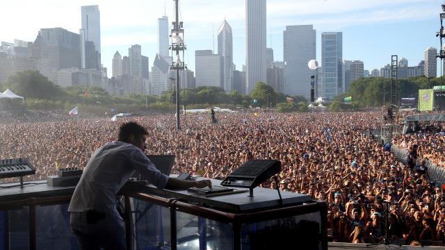 Samsung at Lollapalooza 2016 - Day 4