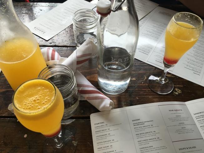 Kanela signature mimosa